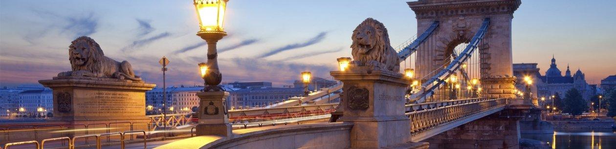 Hotely v Budapešti